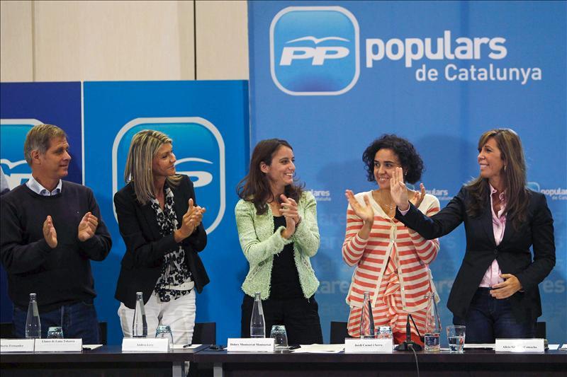 El PPC destaca del sondeo que CiU no consigue la mayoría y la fuerte bajada del PSC
