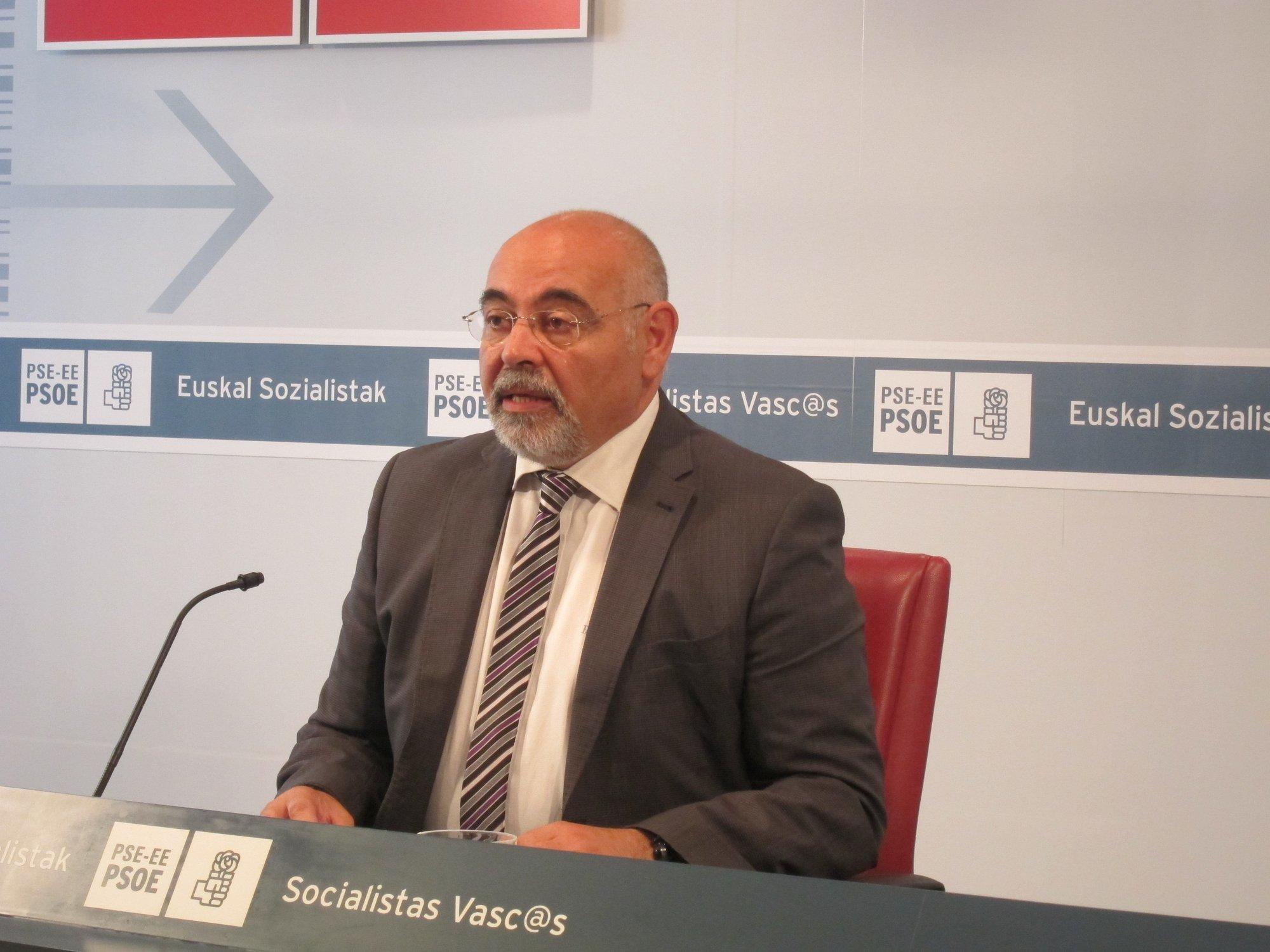 PSE: «Lo único que se espera es el desarme unilateral» de ETA