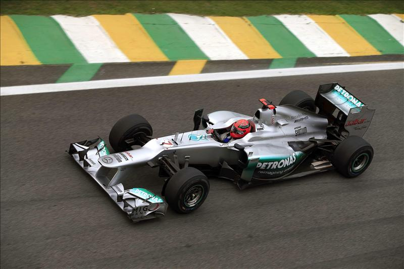 Schumacher dice que Vettel puede romper todos sus récords