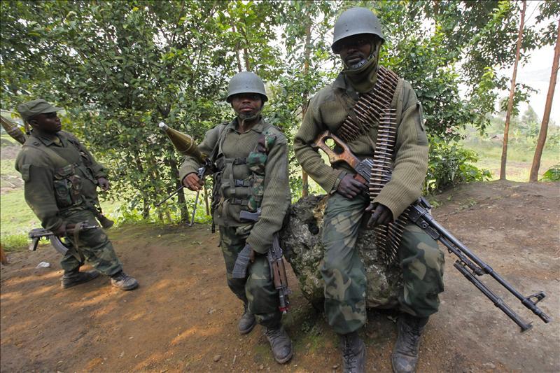LA UA pide a los rebeldes congoleños acatar las decisiones de la cumbre de Kampala