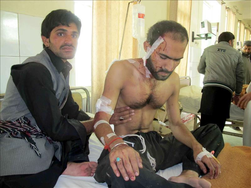 Tres muertos en otra explosión contra una procesión chii en el oeste de Pakistán