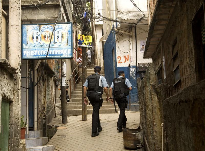 El 43 por ciento de habitantes de Sao Paulo defiende a policías que matan a criminales