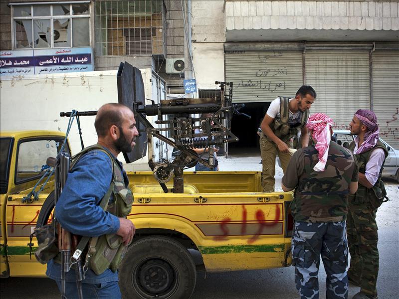 La oposición siria se queja de recibir poco apoyo internacional