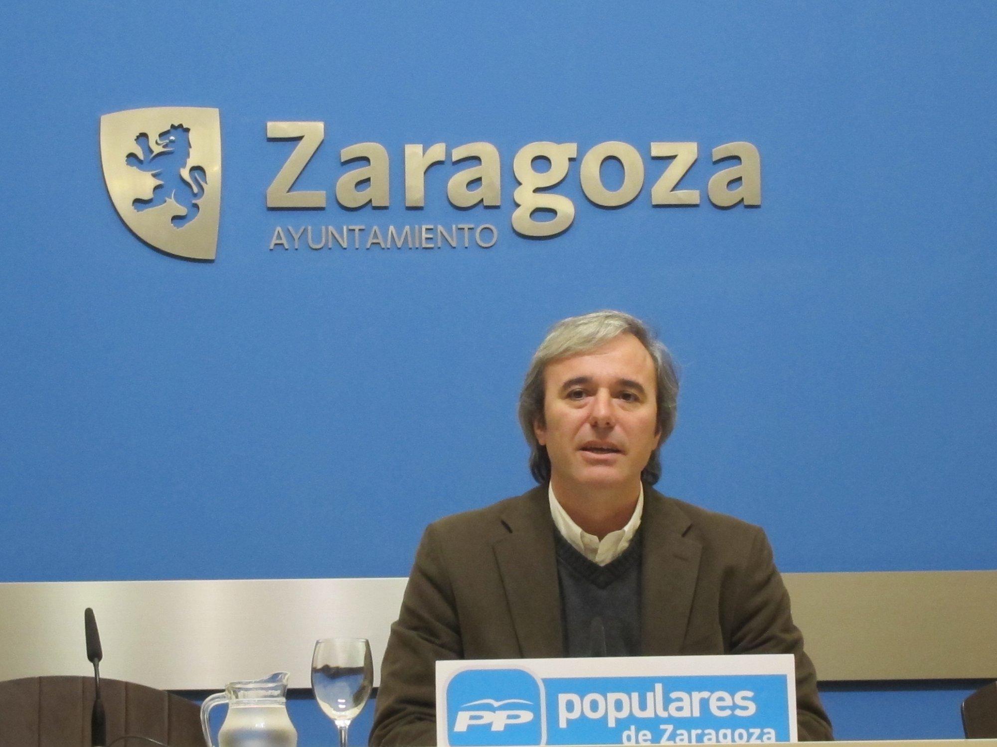 Azcón avanza que el PP presentará esta semana una propuesta del Plan de emergencias para negociarlo