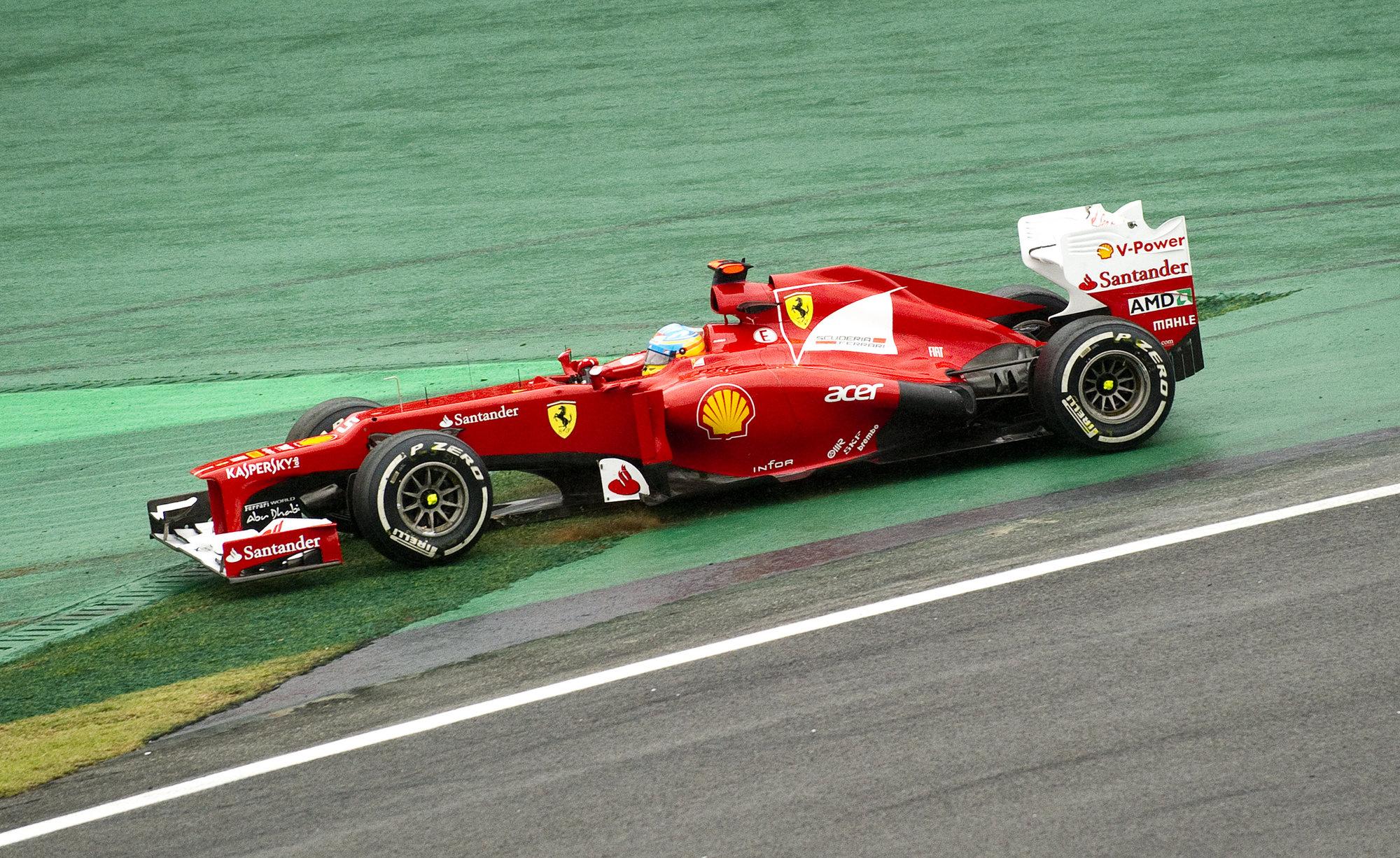 Fernando Alonso gana el Mundial… de la audiencia como lo más visto del domingo