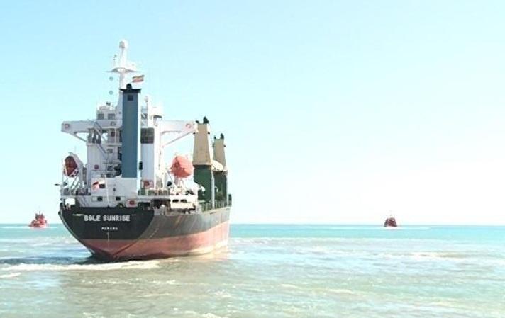Fiscalía de Valencia interpone una querella contra el capitán del buque BSL Sunrise por delito contra el medio ambiente