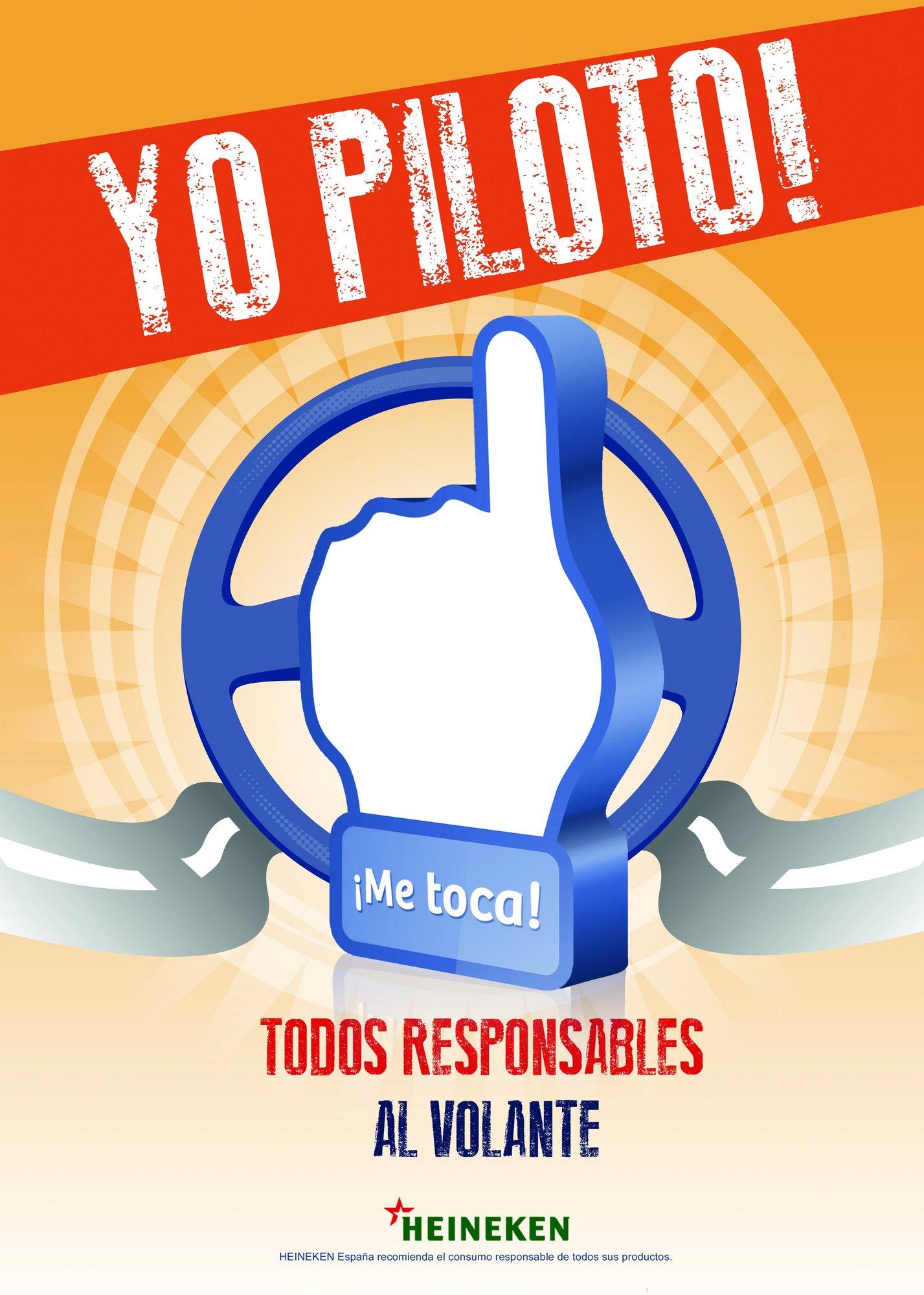 Heineken España lanza una campaña para jóvenes sobre conducción responsable