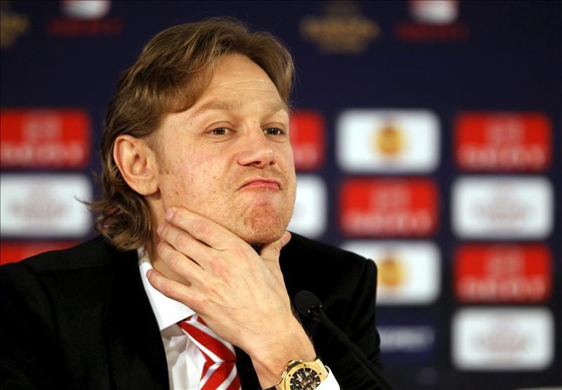 Karpin sustituye al español Emery como técnico del Spartak