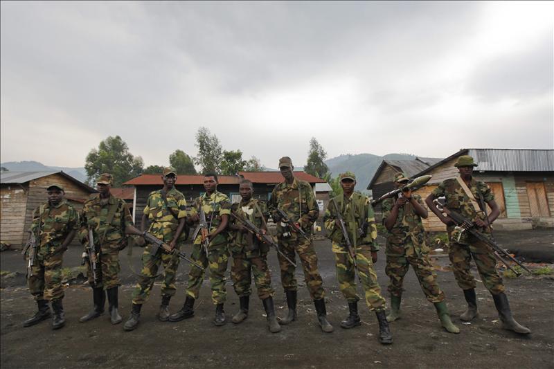 El líder del M23, dispuesto a negociar pero no a abandonar Goma