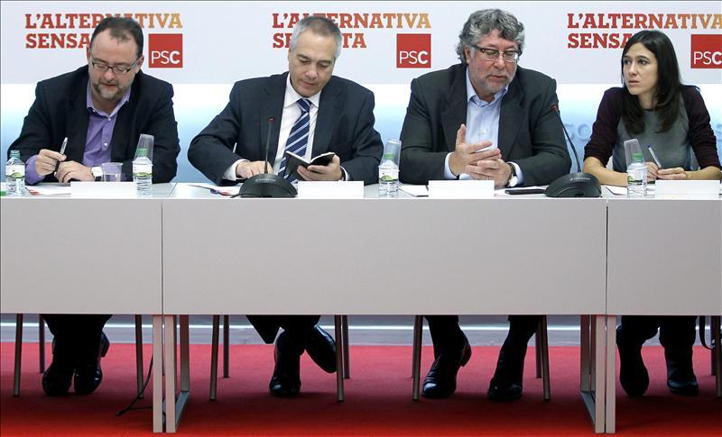 Navarro afirma que «Mas no ha conseguido convertir al PSC en un partido residual»