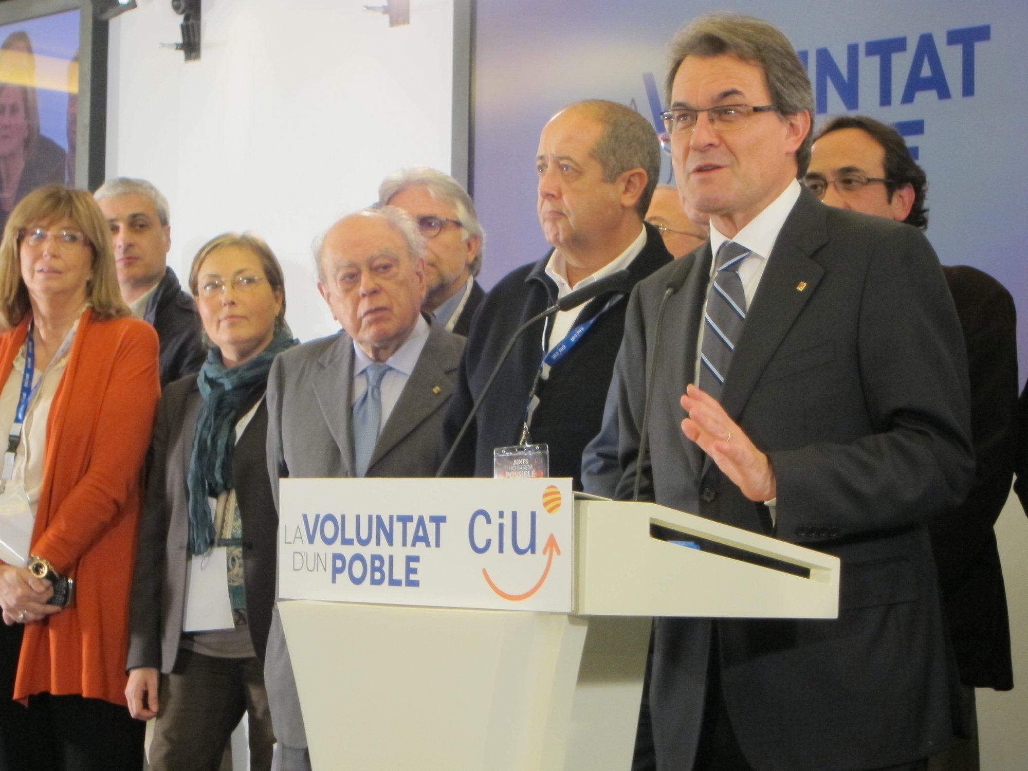 Oriol Pujol niega que las acusaciones de corrupción hayan influido en su resultado de CiU