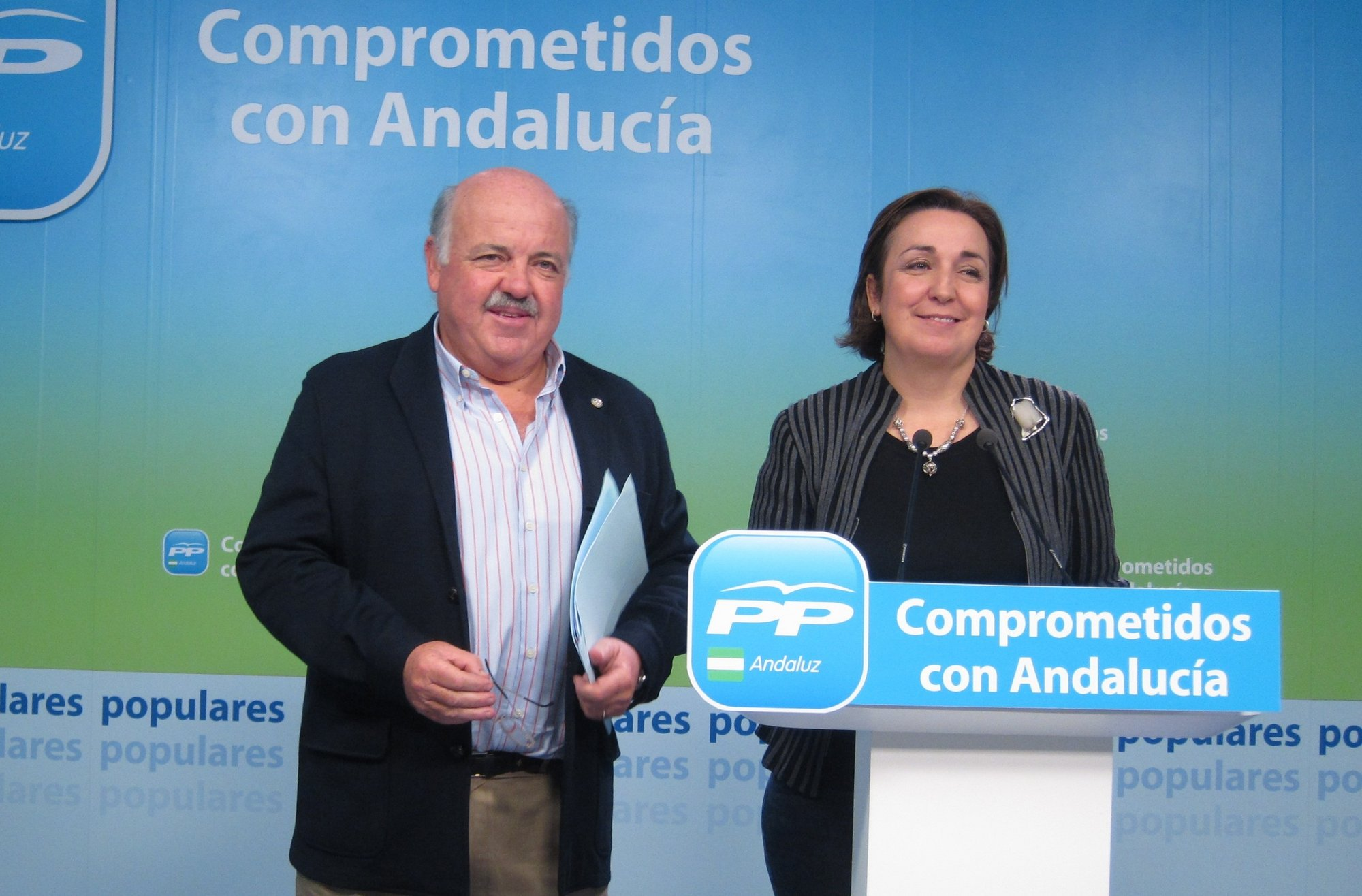 PP-A pide que Griñán comparezca en el Parlamento para romper su «vergonzoso silencio» tras acusaciones del exinterventor