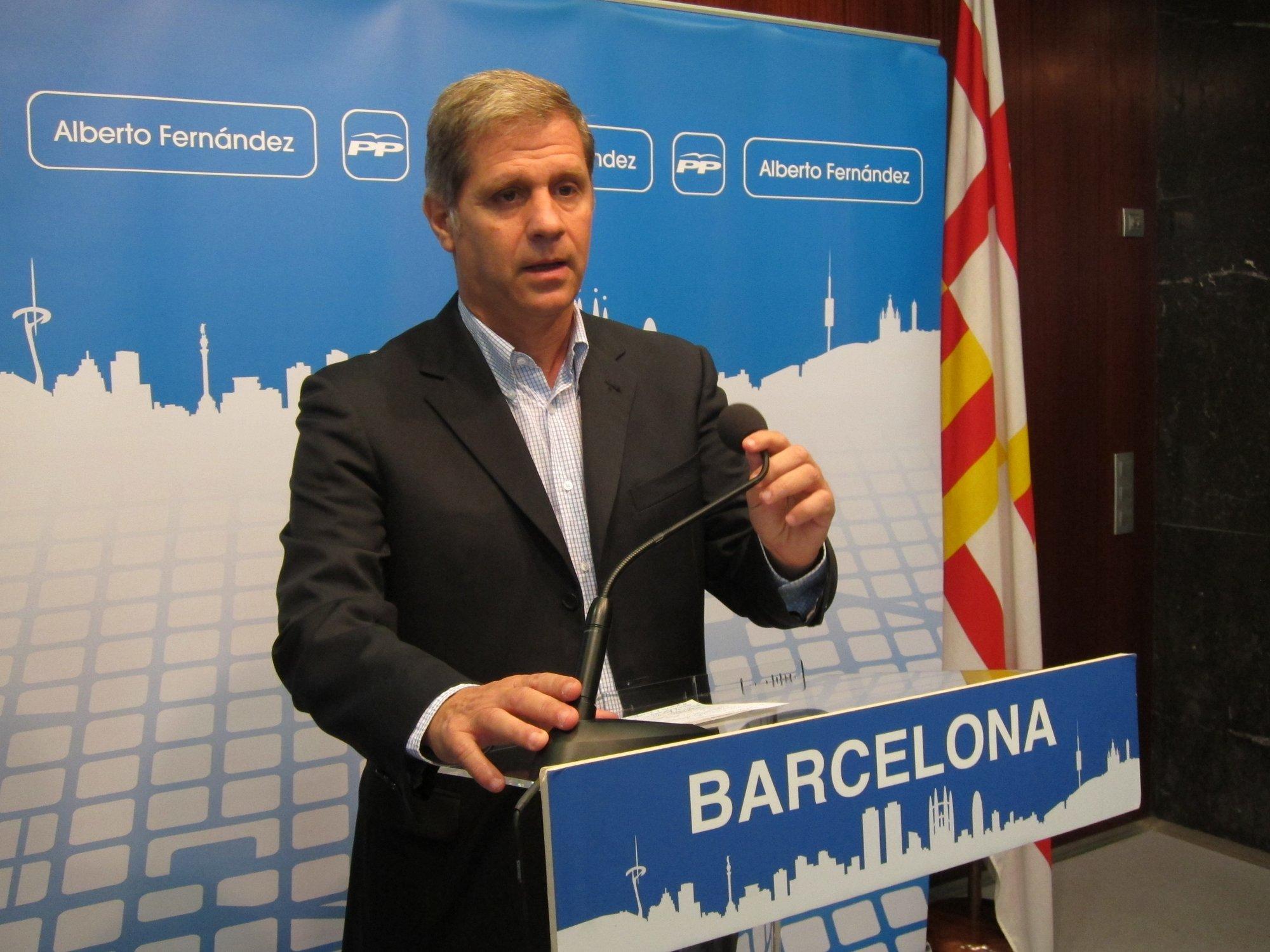 El PP defiende que su segundo puesto en Barcelona le abre puertas hacia la Alcaldía