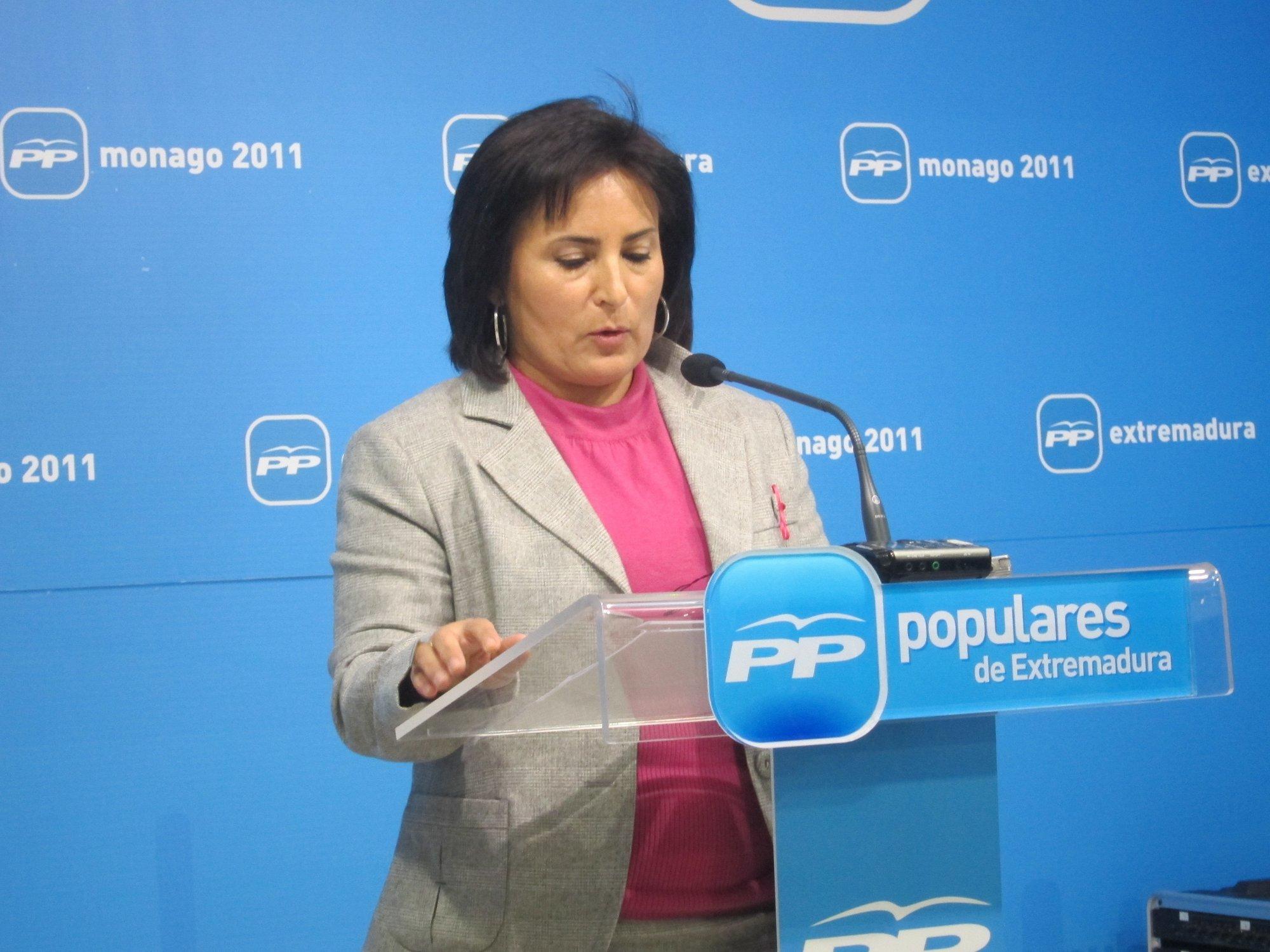 El PP extremeño confía en que la decisión del GobEx sobre la extra esté dentro de la «más absoluta legalidad»