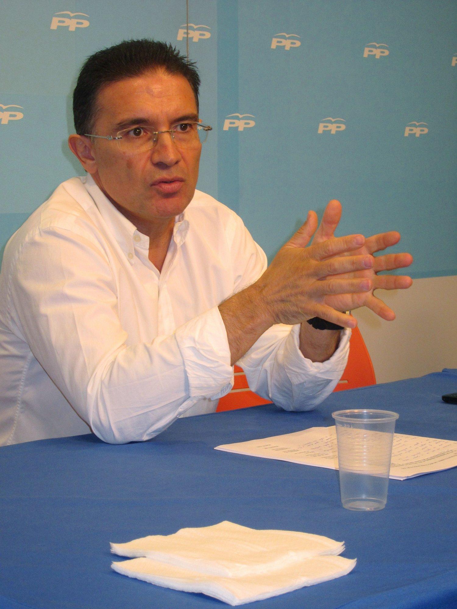 PPCV dice que pedirán responsabilidades si la comisión determina que se filtró a Blasco un informe sobre ayudas a ONG
