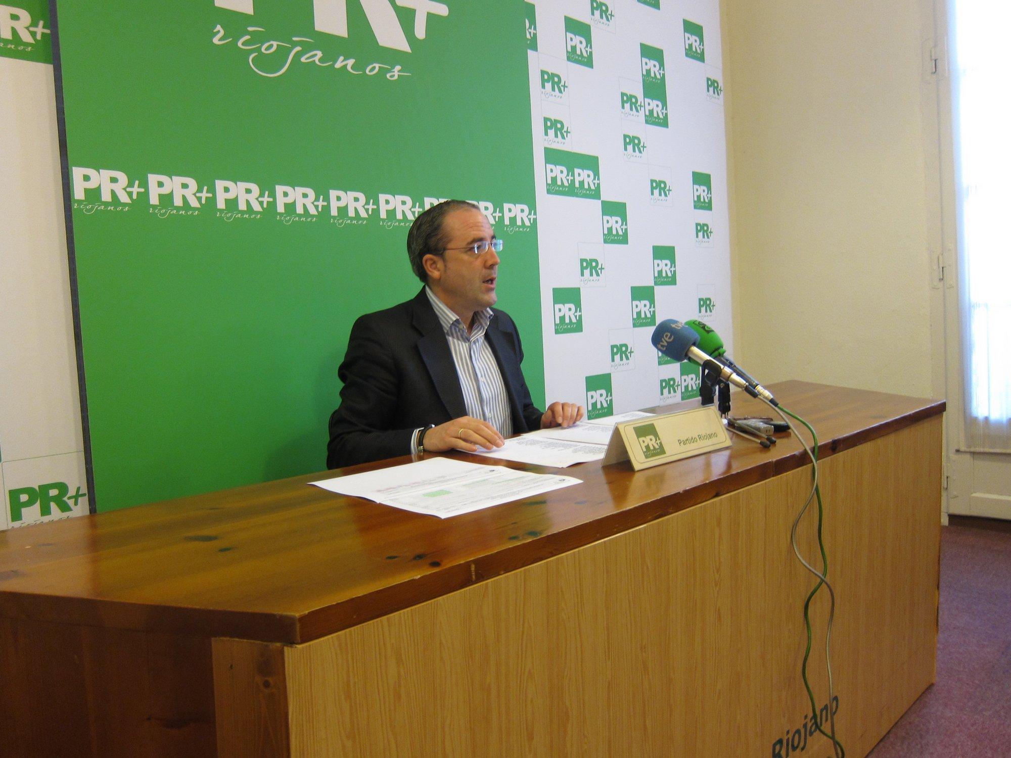 PR+ riojanos desvela que Los Manzanos recibe 4,6 M por prestar servicios sanitarios «que ya están en la sanidad pública»
