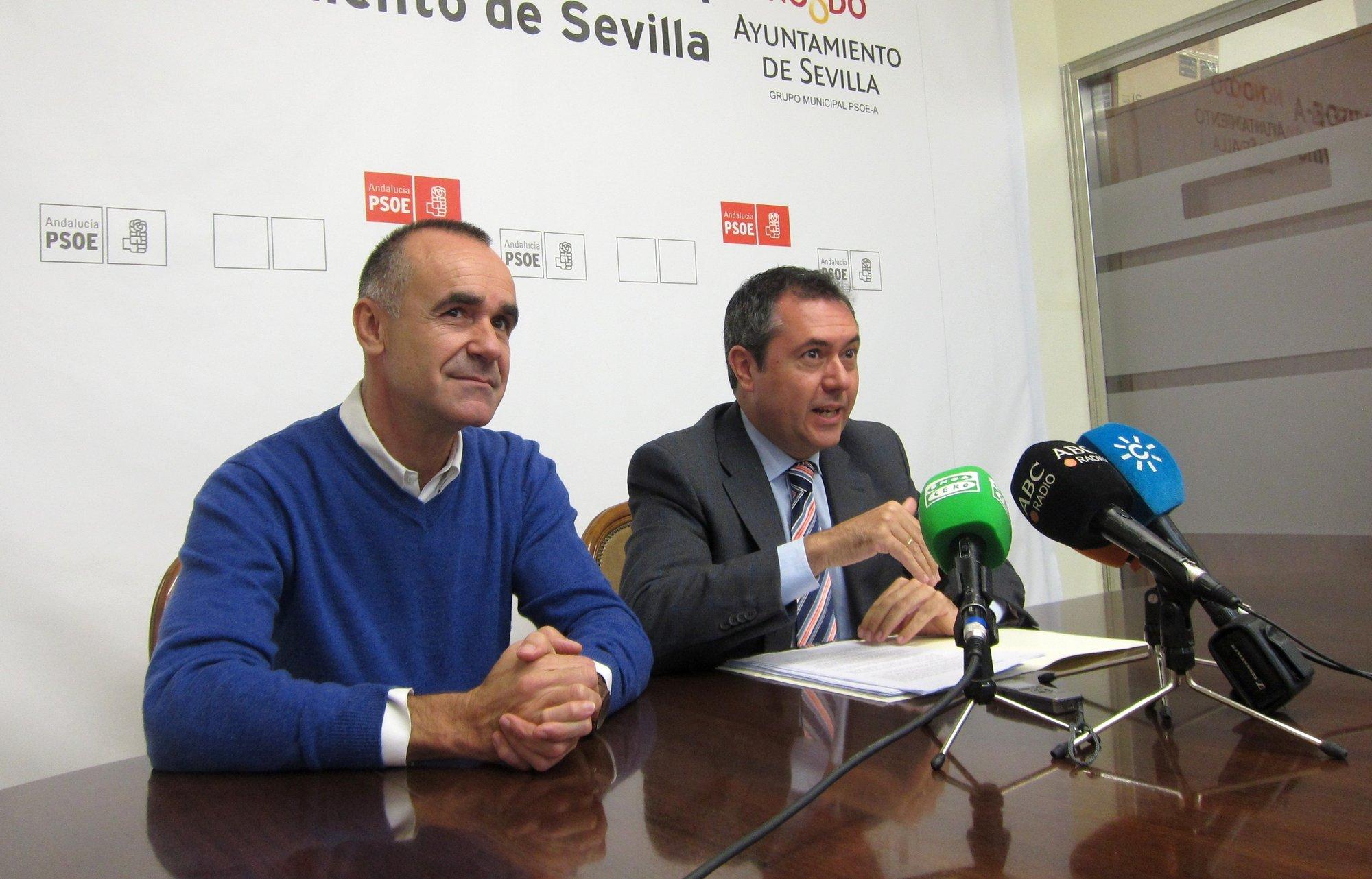 PSOE urge a Crespo «explicaciones» sobre la «desproporcionada» detención de la operadora de cámara