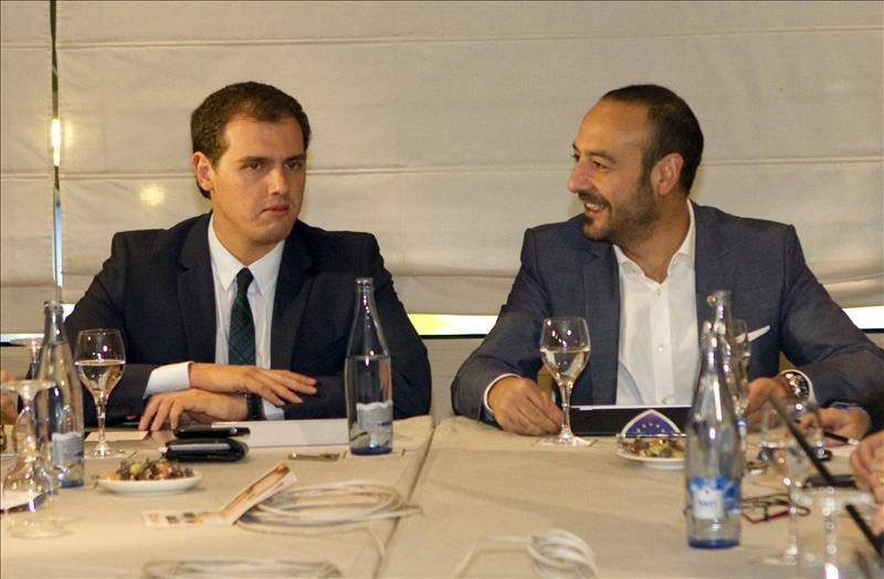 Rivera cree que Artur Mas «se ha convertido en el Ibarretxe catalán»