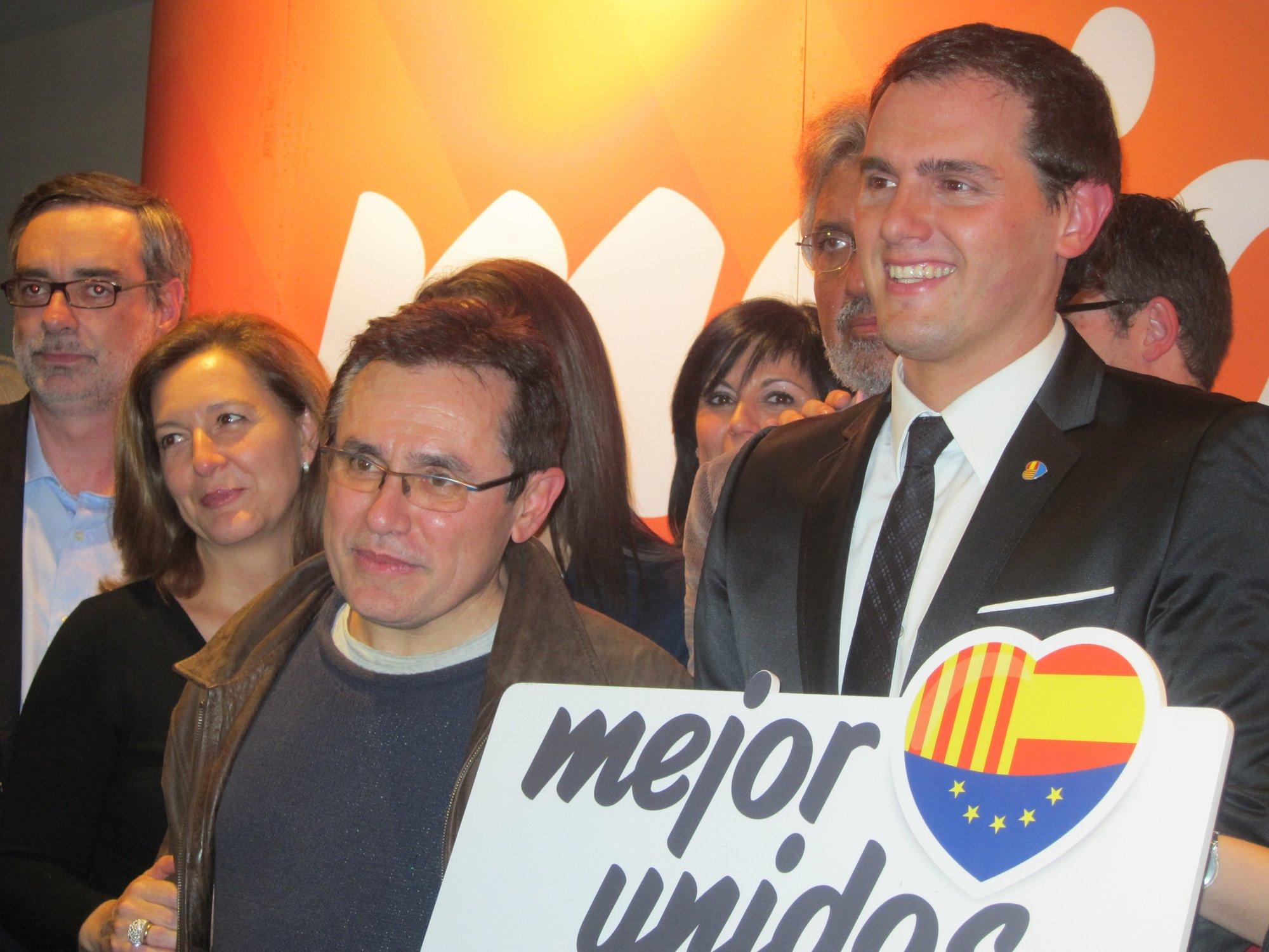 Rivera: «Ha hablado una Catalunya silenciada durante mucho tiempo»
