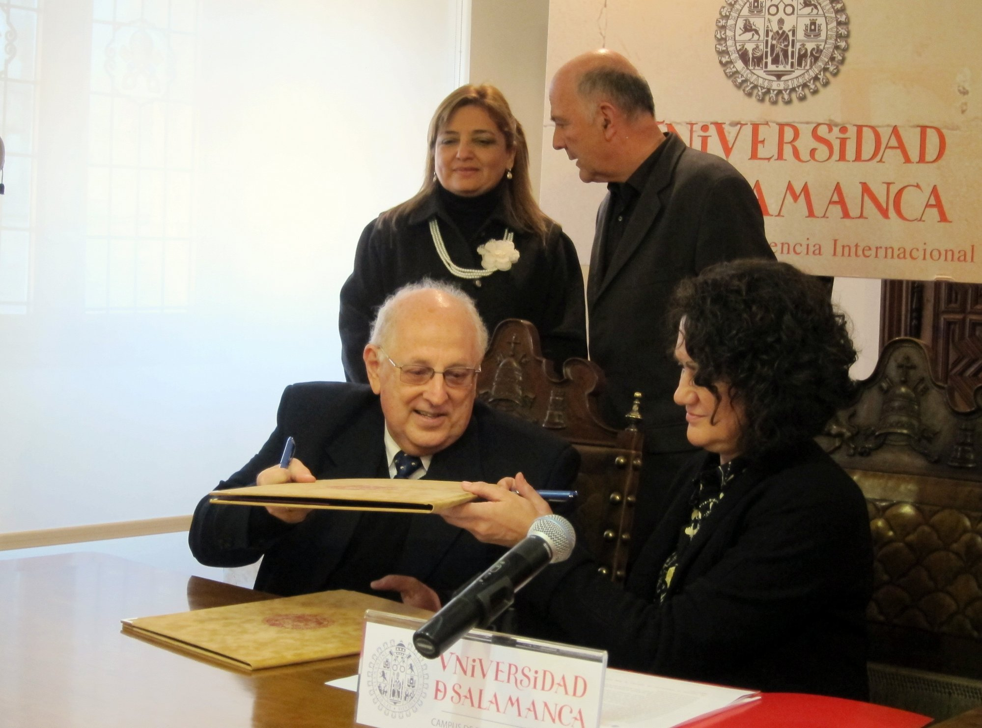 La Universidad de Salamanca estrecha lazos con la Educación Superior de Paraguay