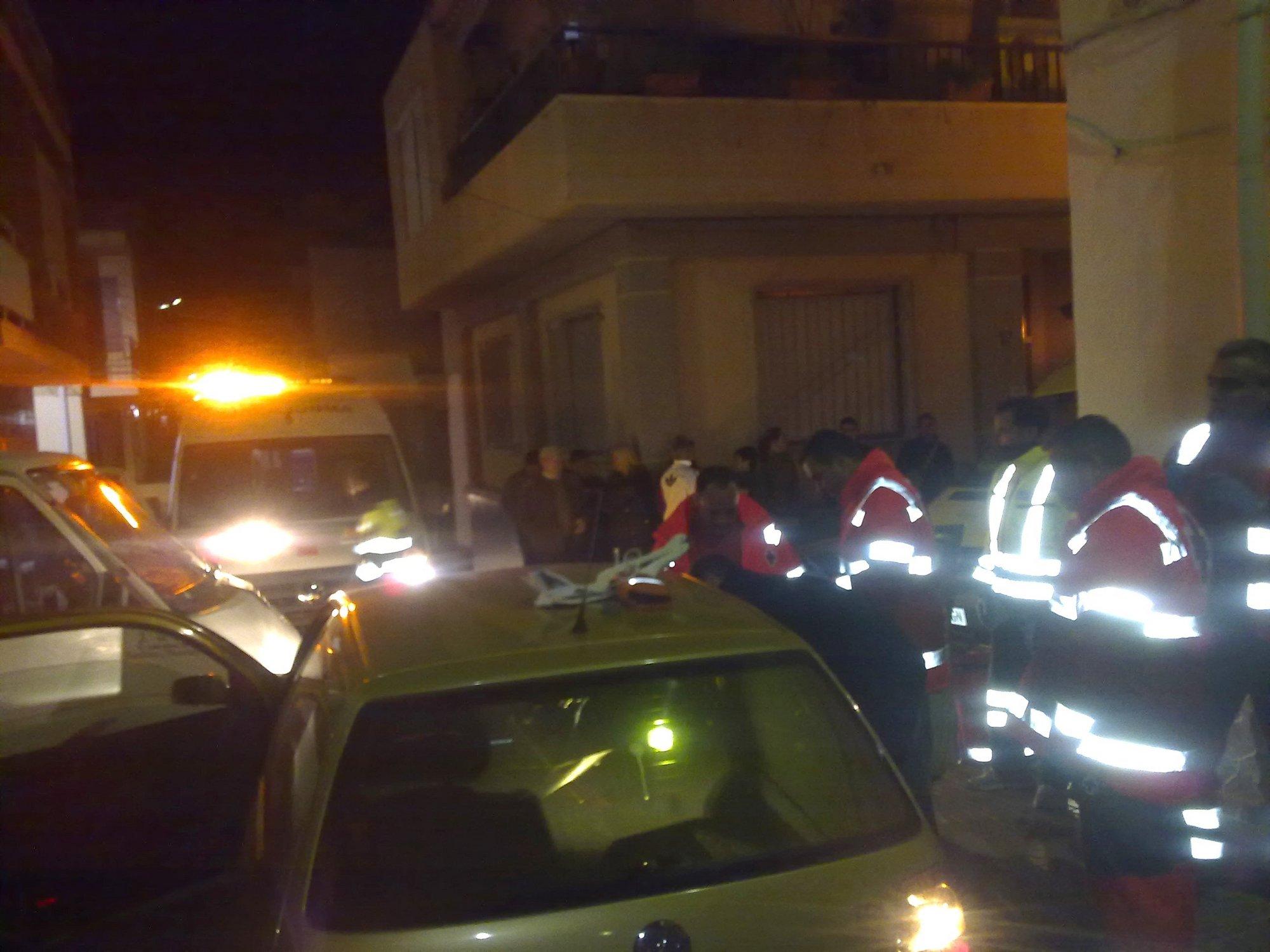 El 061 asistió a 81 personas por 53 accidentes de tráfico registrados el fin de semana en Galicia, de las que una murió