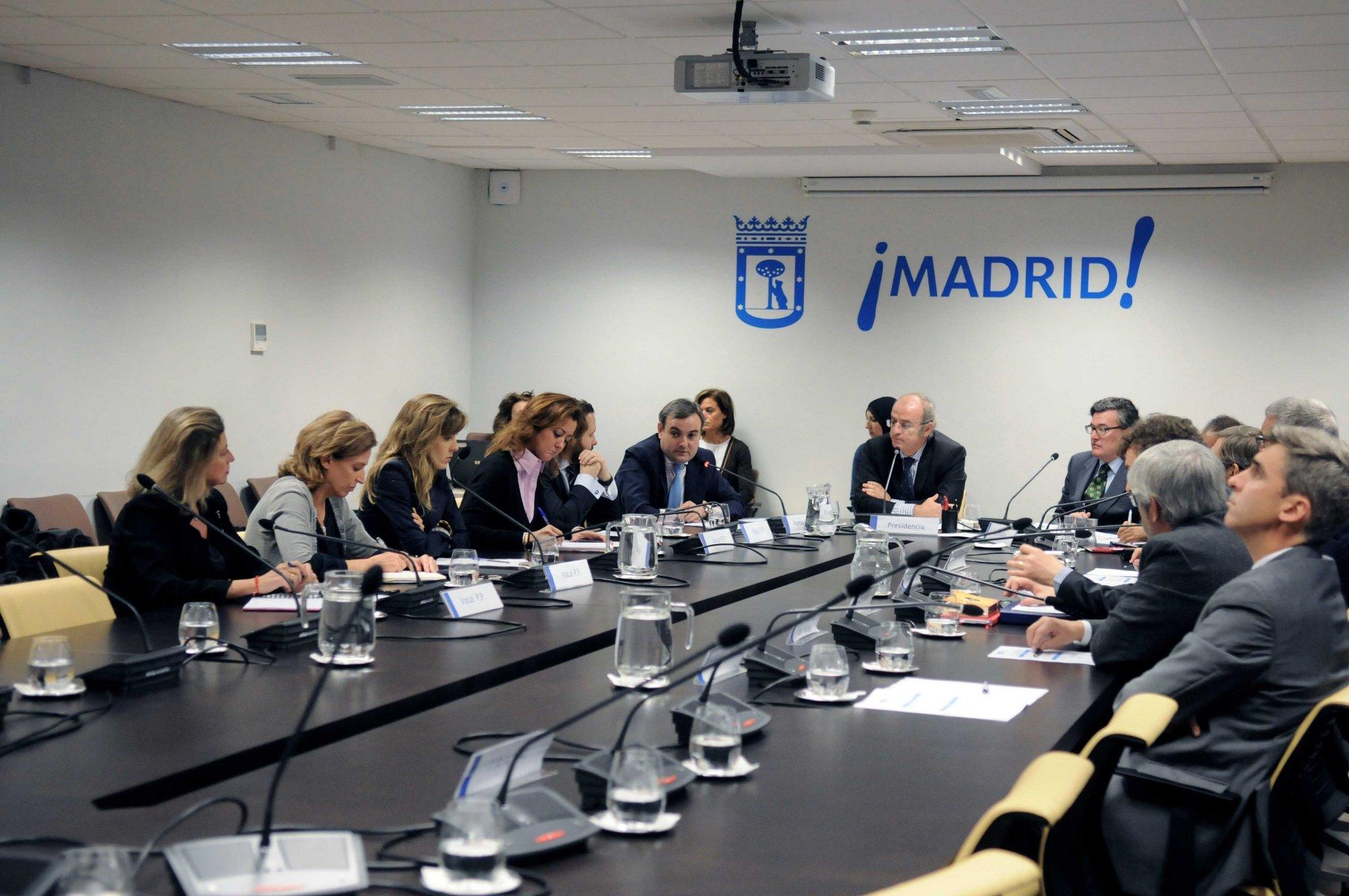 El exgerente de Madridec se »cae» de la primera ronda de comparecencias de la comisión de investigación