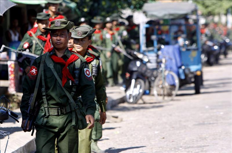 60 Soldados del Ejército birmano muertos en una ofensiva en el Estado Kachin