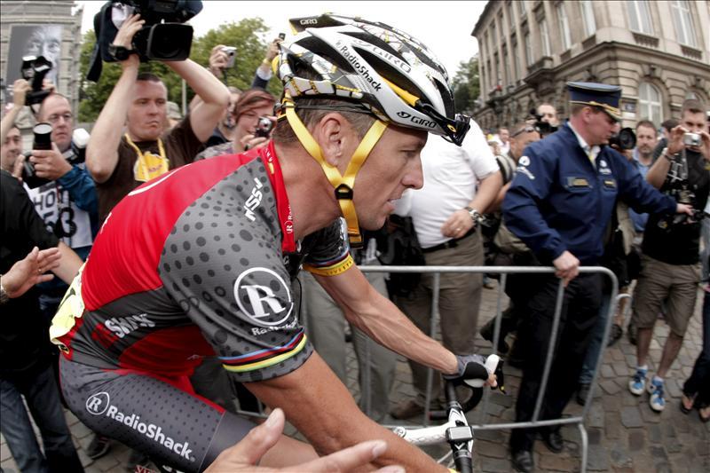 El Tour Down Under espera que Armstrong devuelva dinero ganado