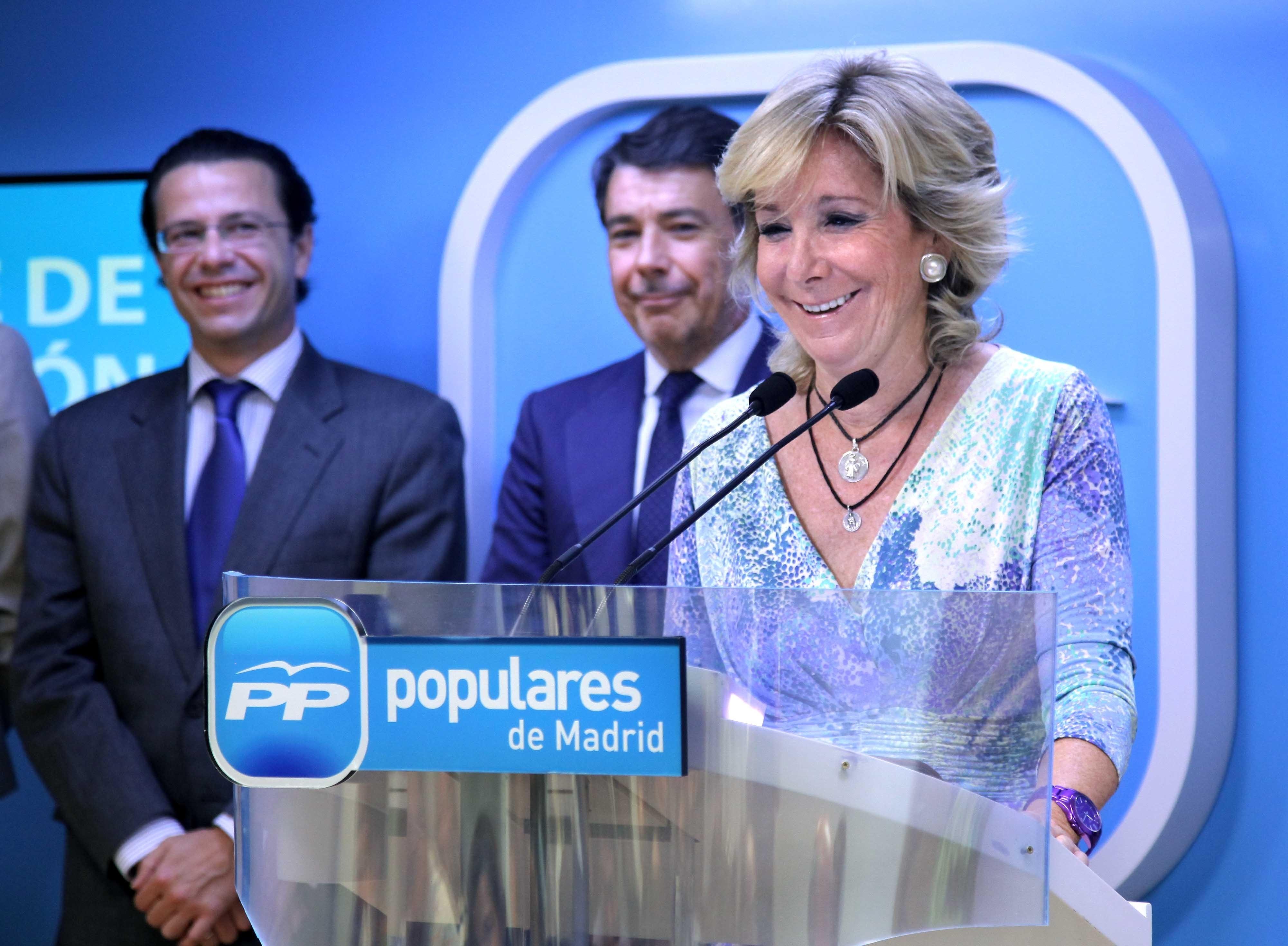 Esperanza Aguirre protagoniza este miércoles un nuevo encuentro de Foro Nueva Murcia