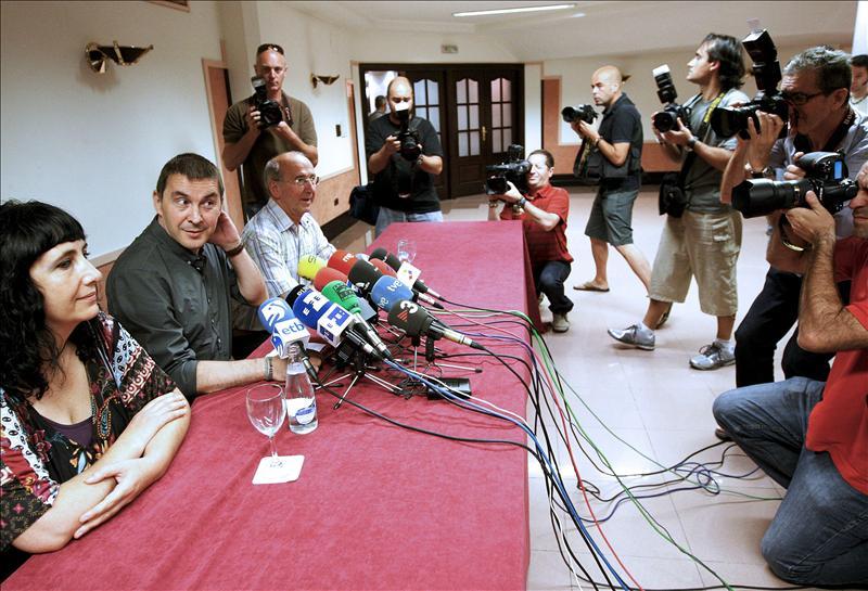 Estrasburgo apoya a España y cree que ANV era un «peligro para la democracia»