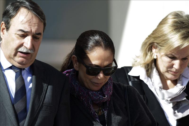 Finaliza la fase testifical del juicio contra Pantoja tras 23 sesiones