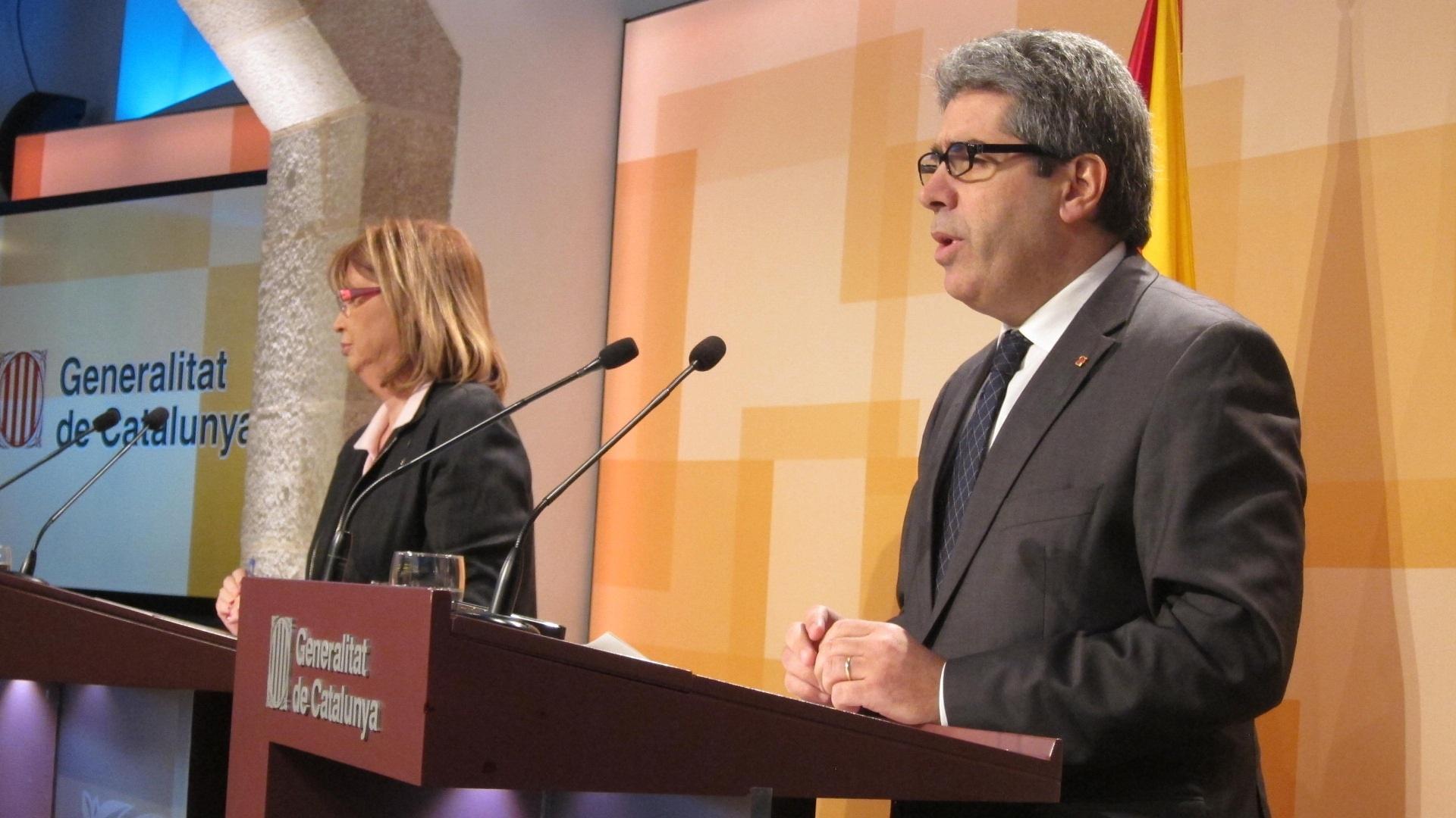 Gataluña lleva al TC el decreto de racionalización del gasto educativo