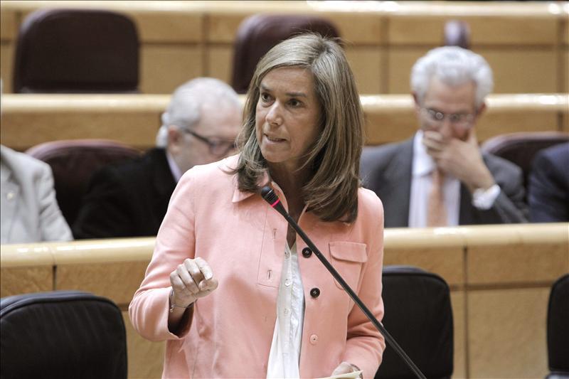 Mato dice que el PSOE calla frente al euro por receta en Cataluña y no en Madrid
