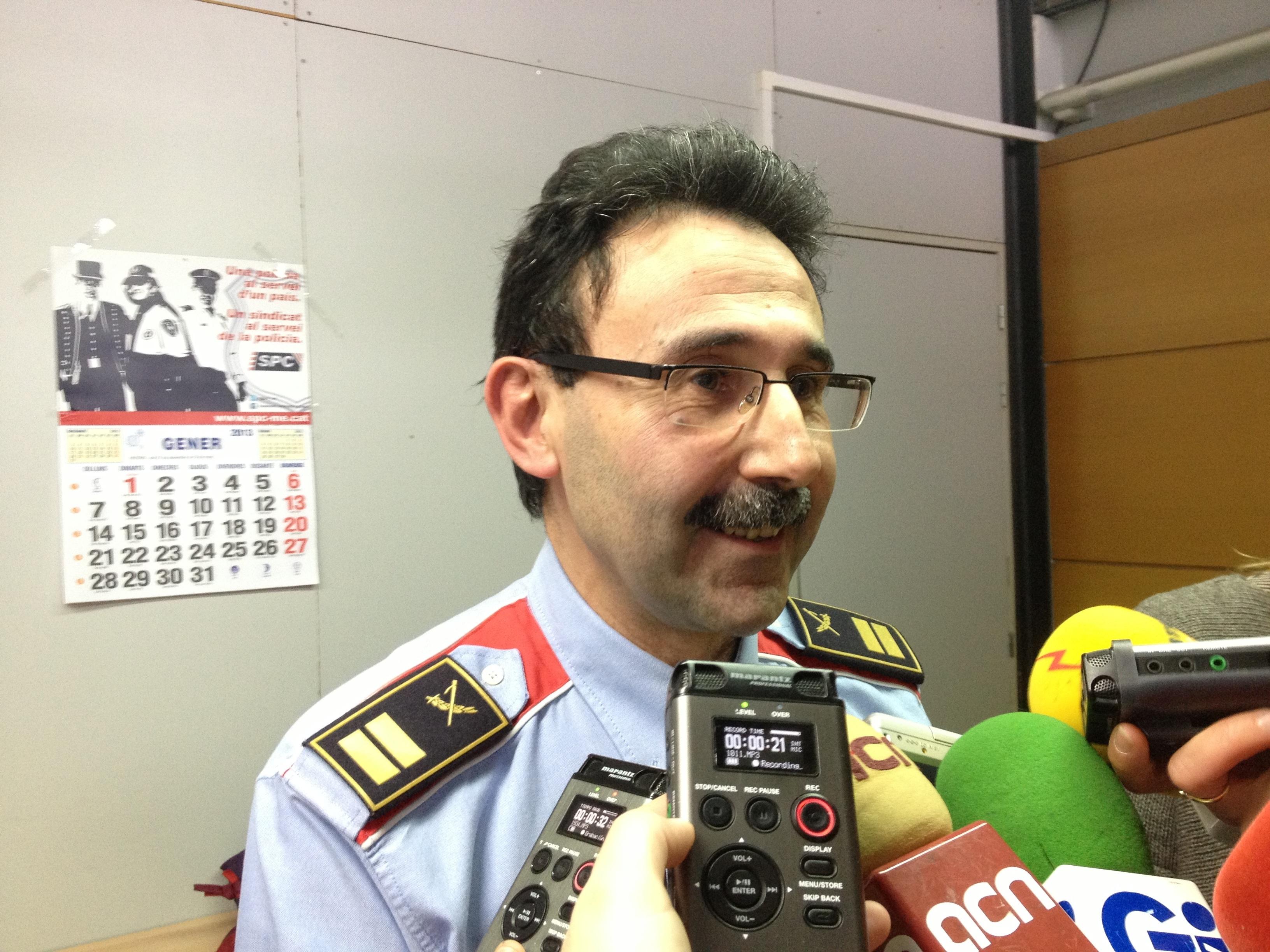 Los Mossos refuerzan el Baix Empordà con agentes seleccionados de toda Girona
