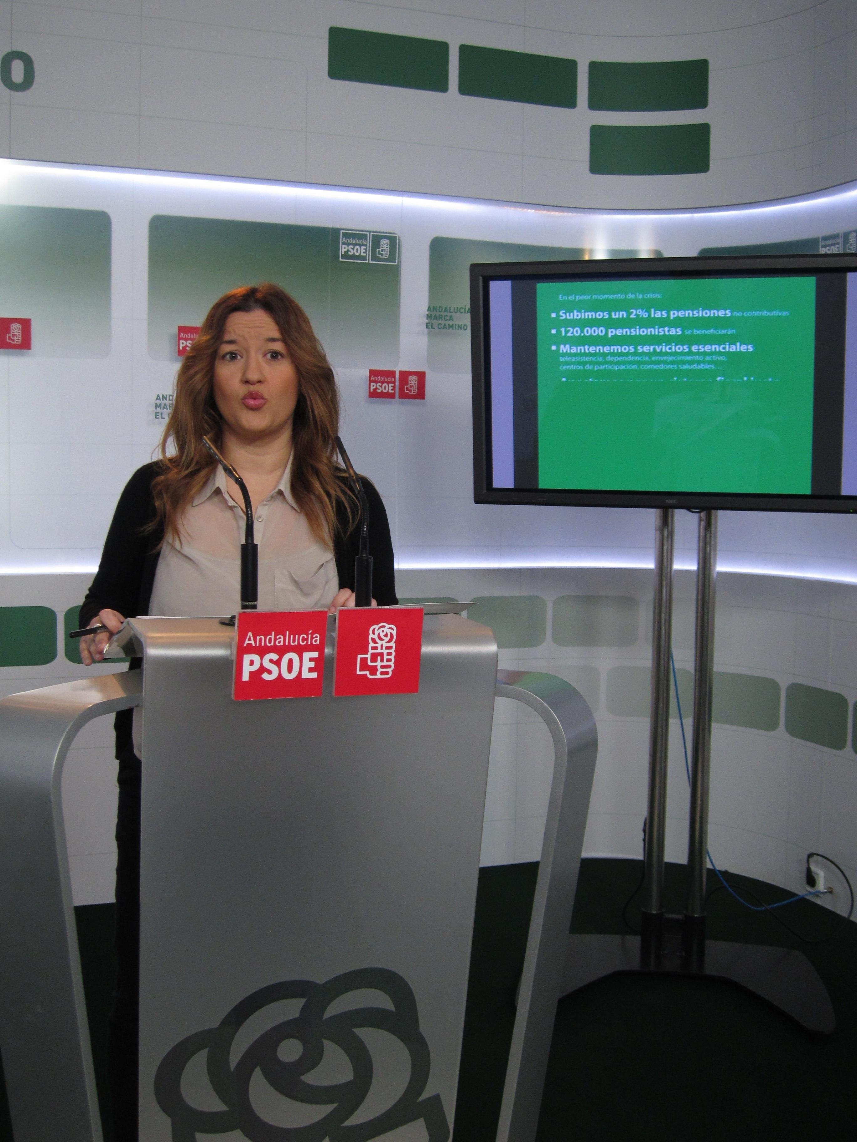 PSOE-A, «satisfecho» con reuniones del »Pacto por Andalucía» en el que podrá incluirse «cualquier colectivo o ciudadano»
