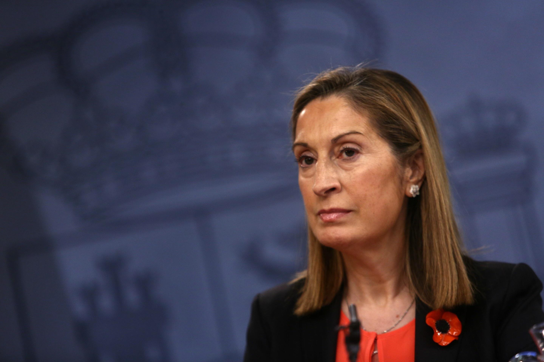 Pastor asegura que Fomento ha ejecutado el 105% de los presupuestado para Catalunya en 2012