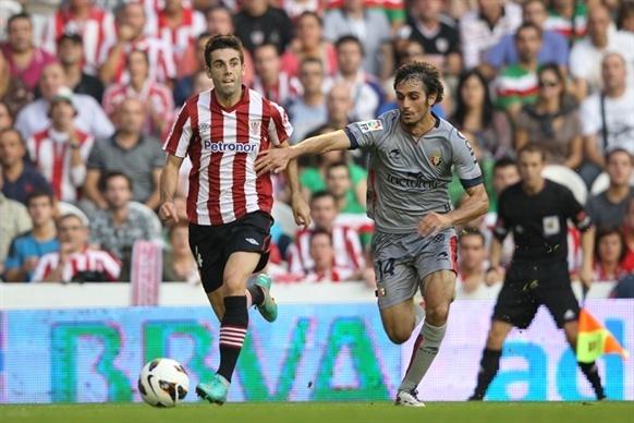 Susaeta (Athletic): «Preocupa que en estos tres partidos no hayamos conseguido ningún punto»