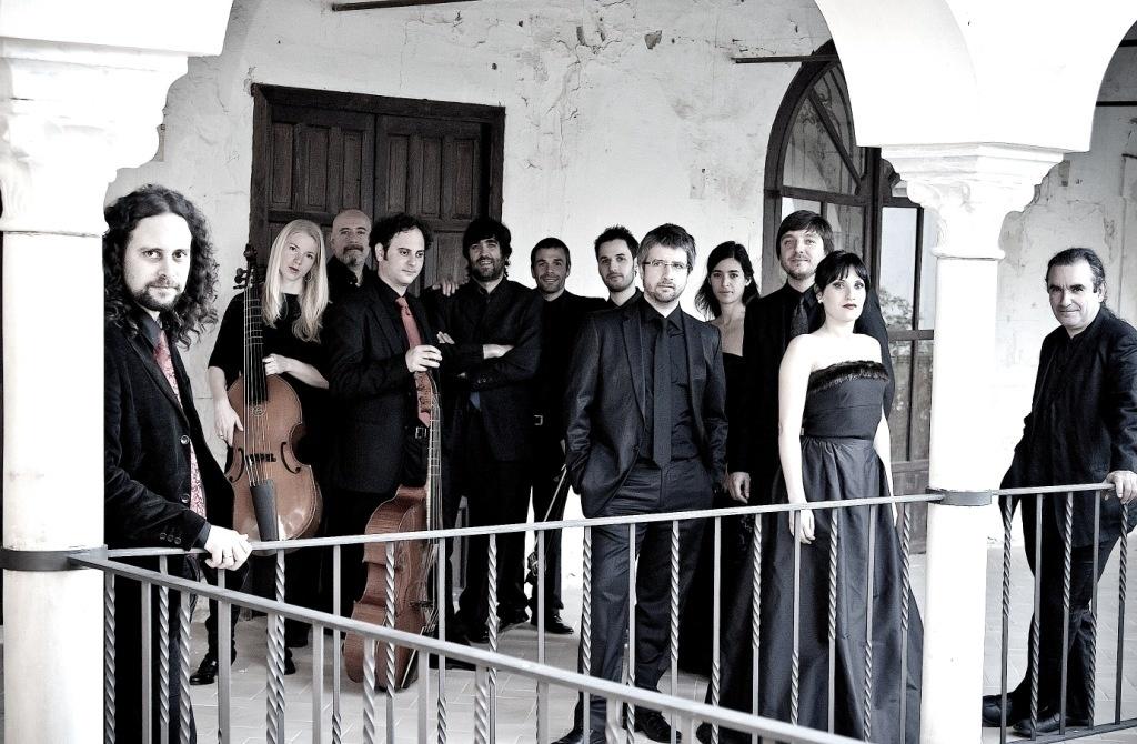 La Accademia del Piacere recrea hoy en el Auditorio de León la música de los instrumentitsas de los siglos XVI y XVII