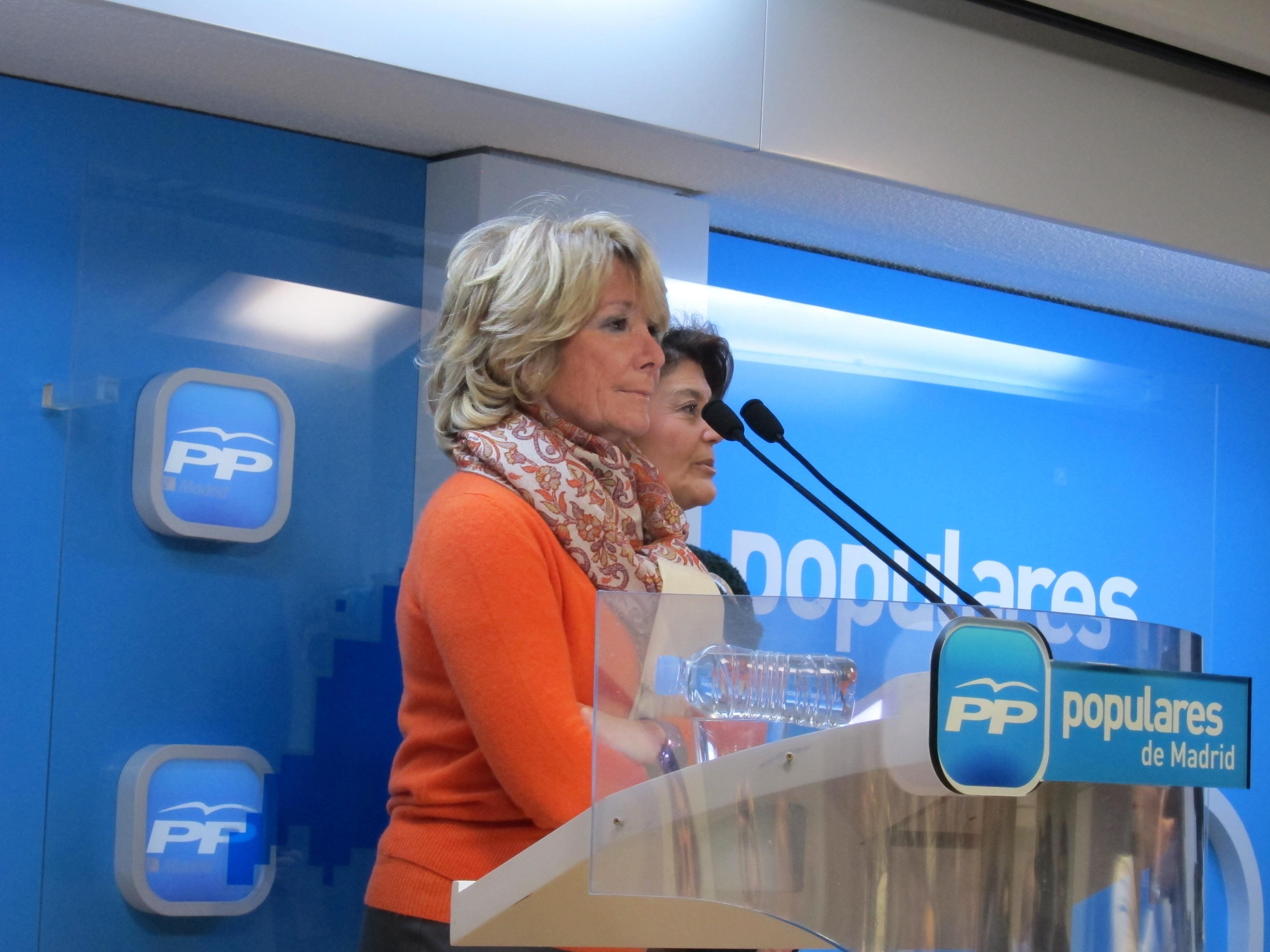 Aguirre ve «fenomenal» que se investigue «hasta el final» la situación del ático alquilado por González