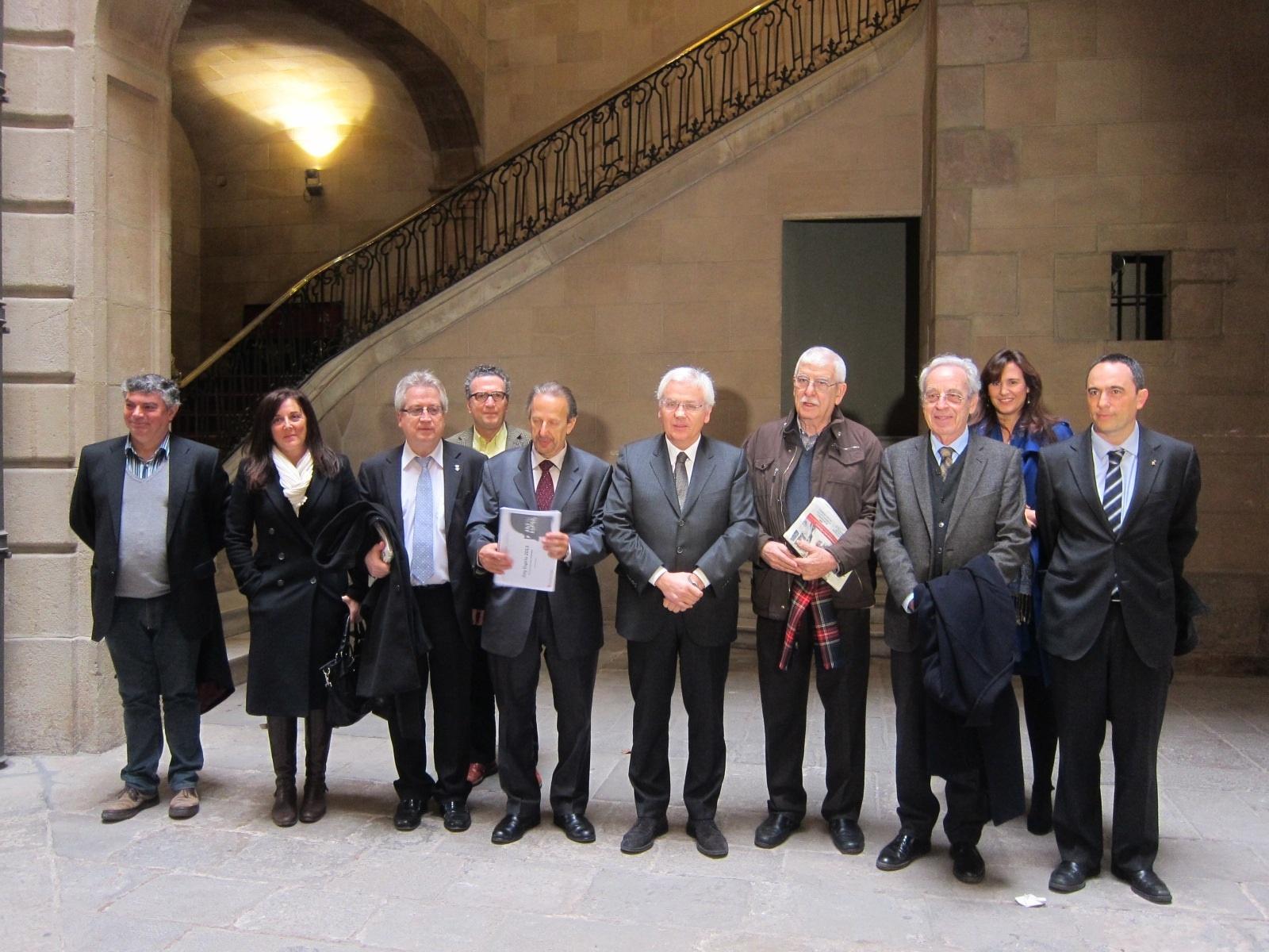 El Año Espriu arranca el 23 de enero en el Palau de la Música con una reivindicación nacional