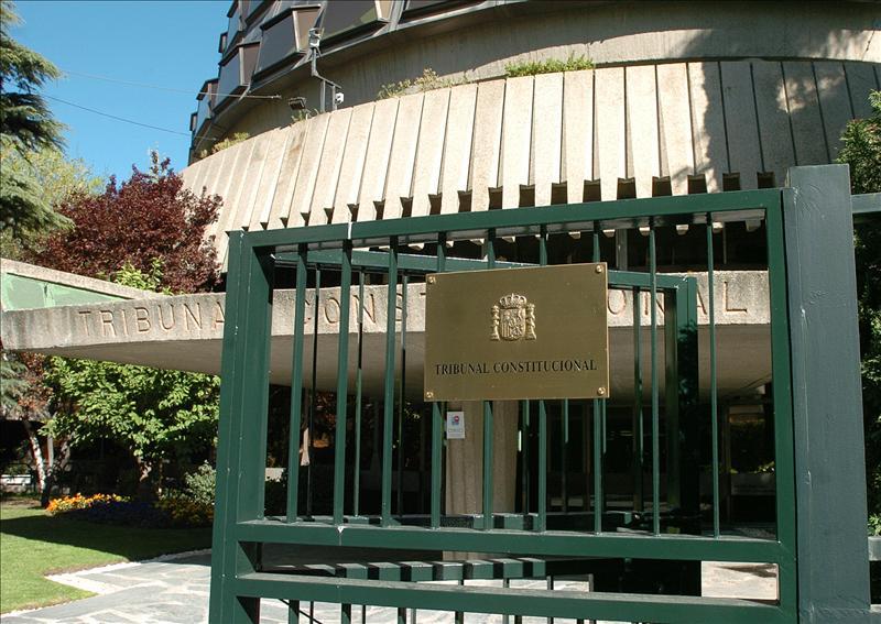 El Constitucional suspende la aplicación de las tasas judiciales en Cataluña