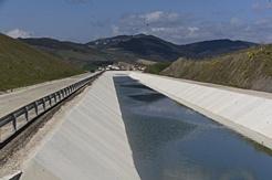 El Gobierno foral aprueba el inicio de las actuaciones en la zona regable de la ampliación de la primera fase del Canal