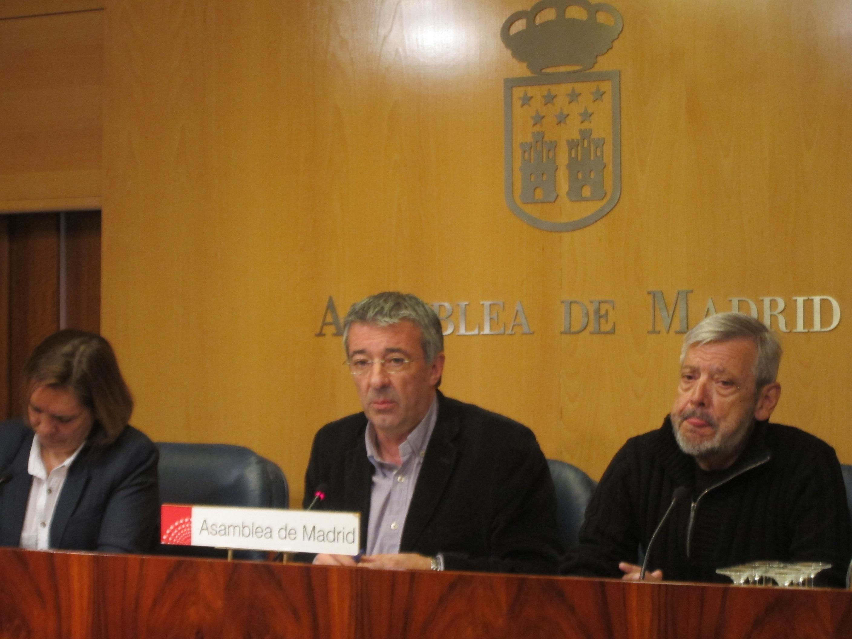 IU dice que el Gobierno de Ignacio González está «deslegitimado» y pide elecciones