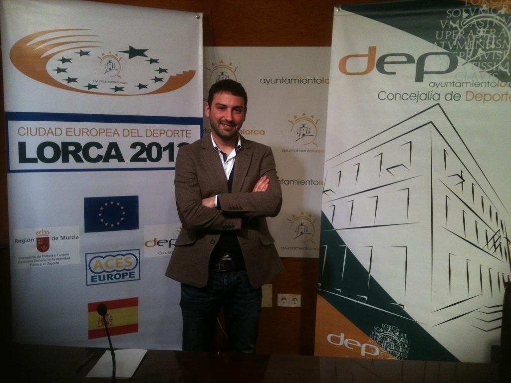 Lorca organiza como Ciudad Europea del Deporte más de un centenar de eventos en todo el municipio