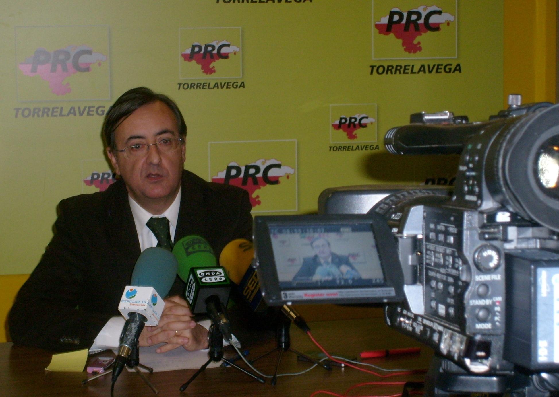 PRC: Diego y Calderón deben «dejarse de grupos de trabajo» y negociar en Madrid una solución a Sniace