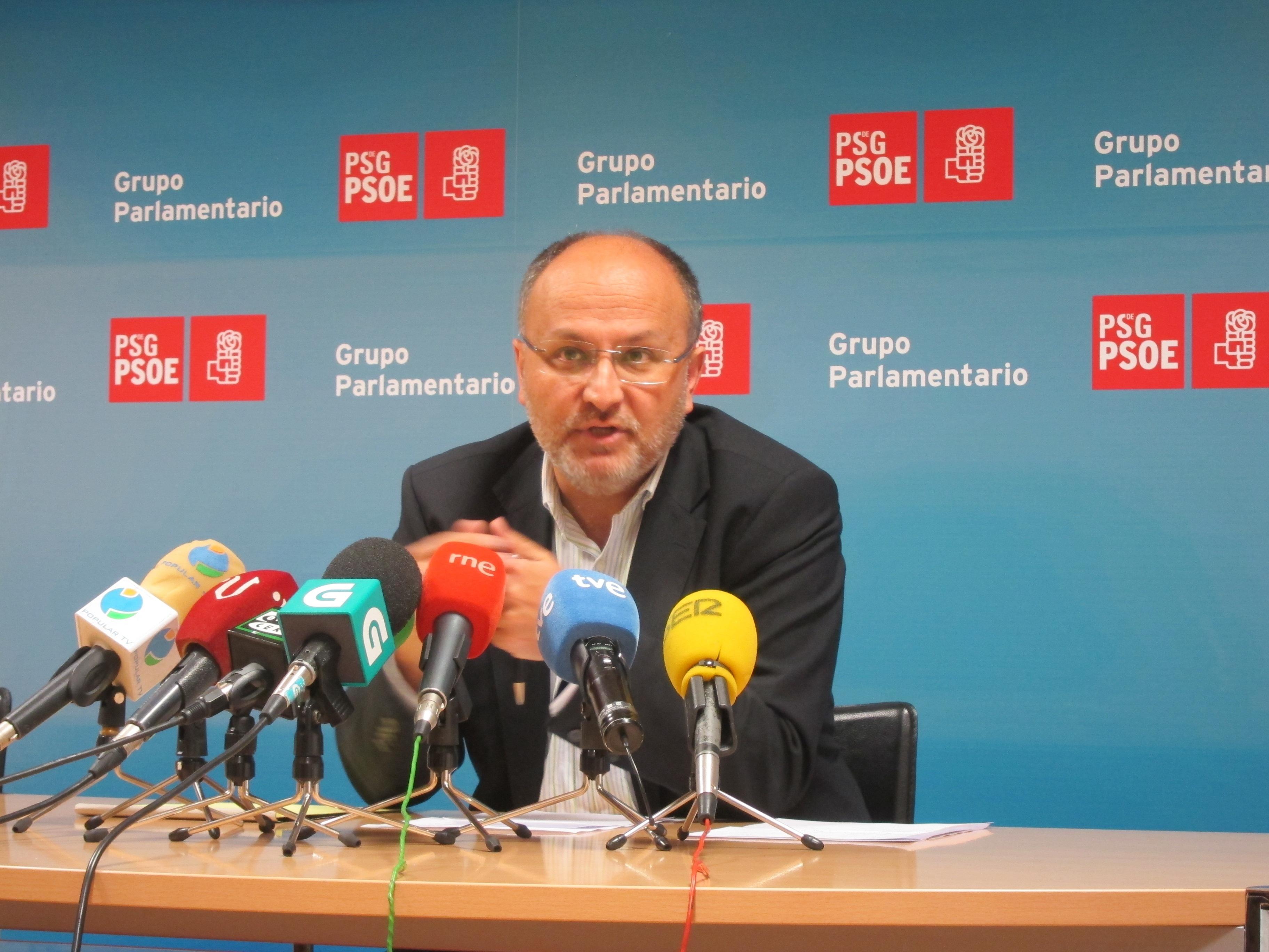 El PSOE propone modificar las cuentas de la Xunta en 465 millones para aumentar el gasto social y en políticas de empleo