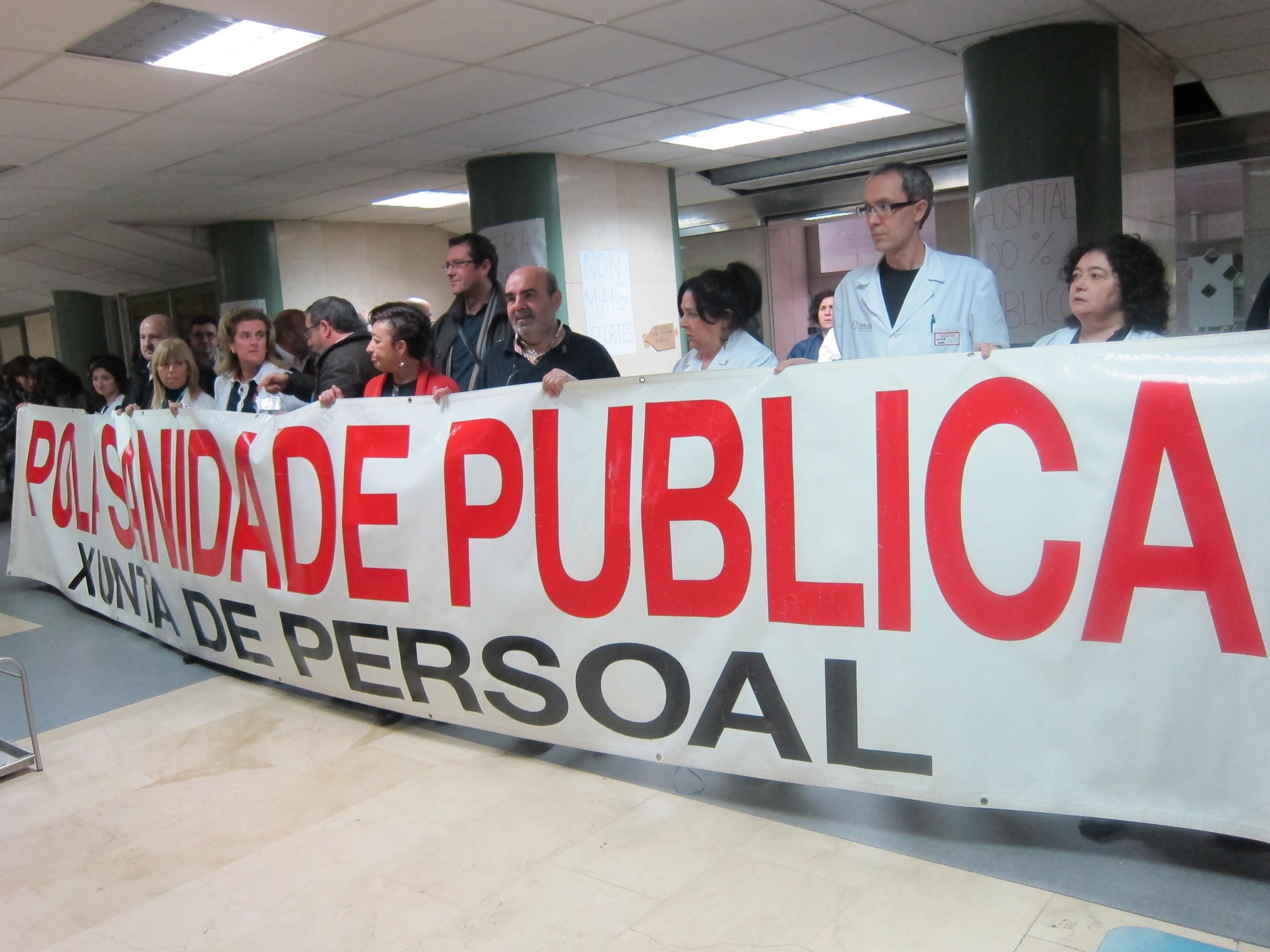 El Sergas reitera que el nuevo hospital de Vigo será «público» y remarca que se mantiene el diálogo social
