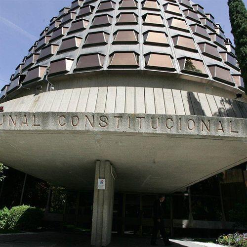 El TC admite a trámite el recurso del Gobierno contra la Ley de Transparencia Hipotecaria de Madrid