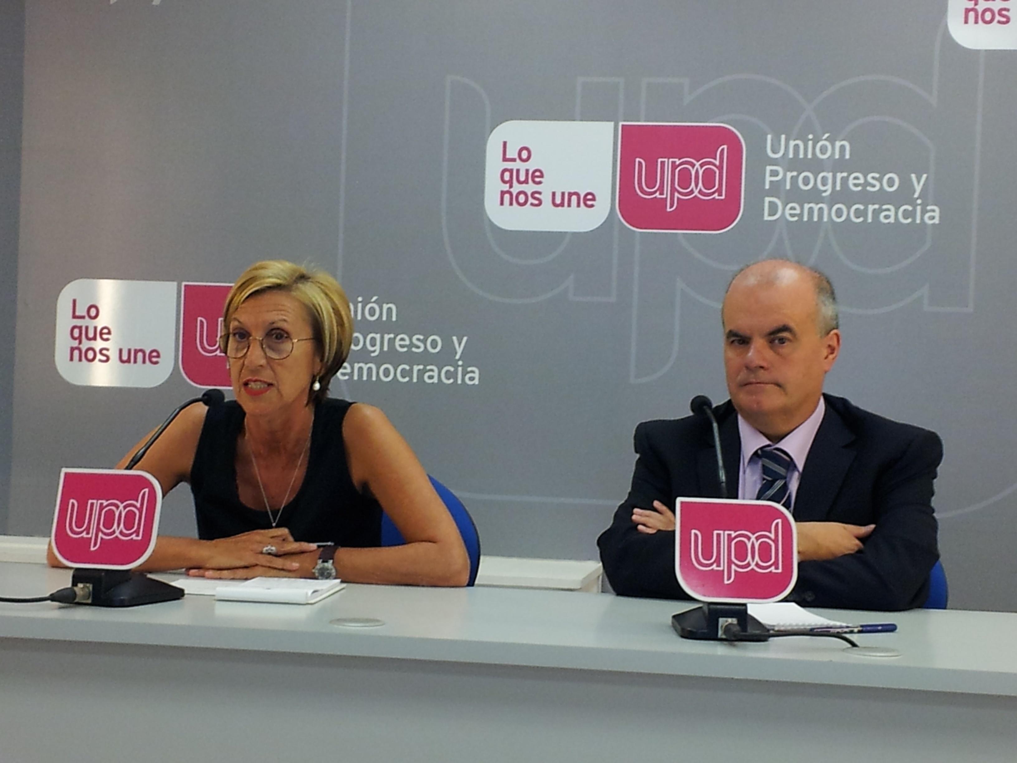 UPyD cree que la sentencia de Estrasburgo sobre ANV supone un «espaldarazo» a la democracia y una «bofetada» al Gobierno