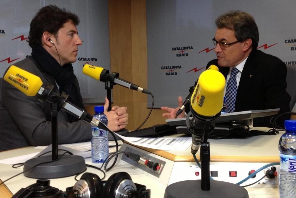 Mas critica que el Gobierno «asfixia» las finanzas catalanas